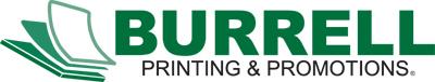 Burrell Logo: Printing & Promotion