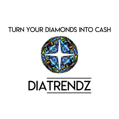 Dia Trendz Logo: Turn Your Diamonds Into Cash