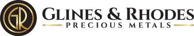 Glines & Rhodes Logo: Precious Metals Refiners