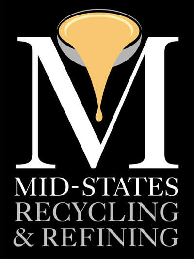 Mid-states Recycling & Refining Logo