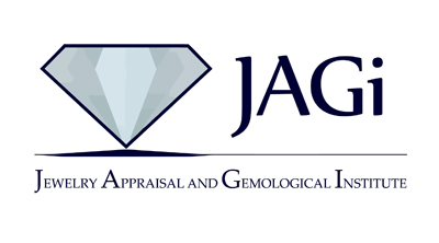 JAGi Logo: Jewelry Appraisal and Gemological Institute